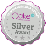 Cake My Day - Cake International Silver Award
